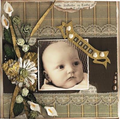 Kristinas verden: Kort - dåp