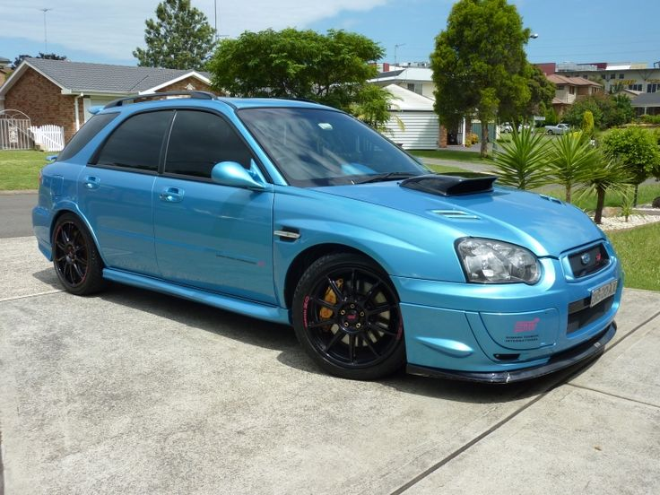 subaru wrx sti 2005 hatchback - Google Search