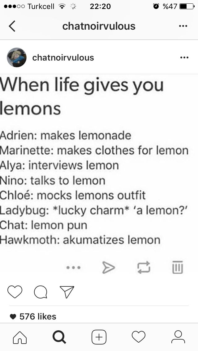 """I read the word """"lemon"""" so many times now, it just got funny, and I have no idea why... is lemon a funny word?"""