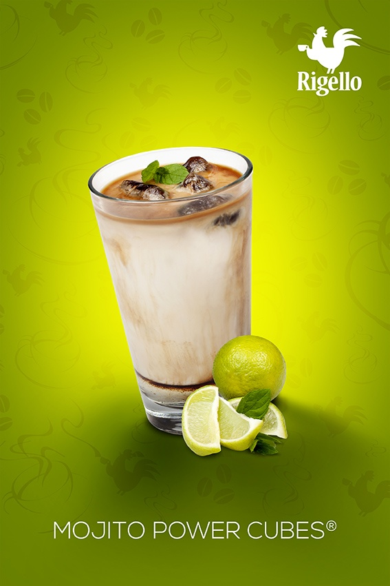 Power Cubes® Line: #Mojito Power Cubes® #Coffee