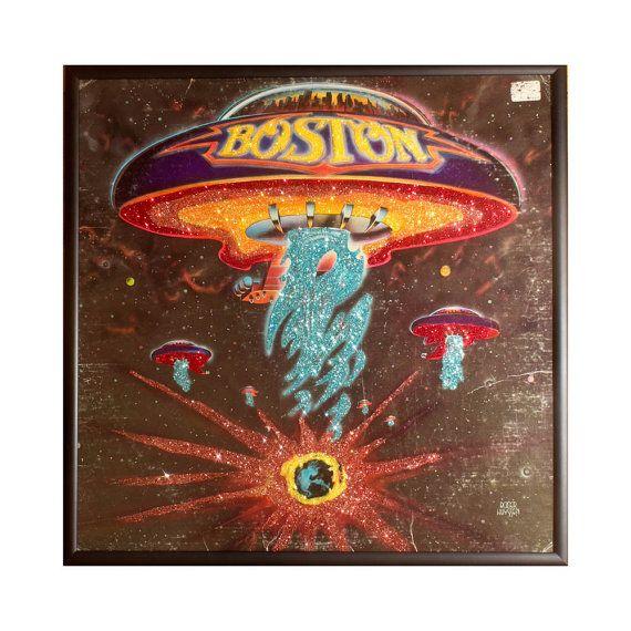 Glittered Boston Album