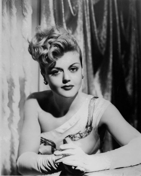 Angela Lansbury, 1940s.  Yup thats right...Mrs. Fletcher from Murder She Wrote and Mrs. Potts in Beauty  the Beast!