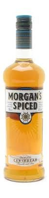 Morgan's Spiced.