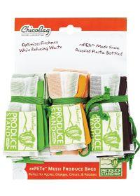 Chico Bag Chicobag Produce Repete Mesh Bags - 3 Pack, 3.0 Each , Bag  #VitaminShoppe #GreenForGreen