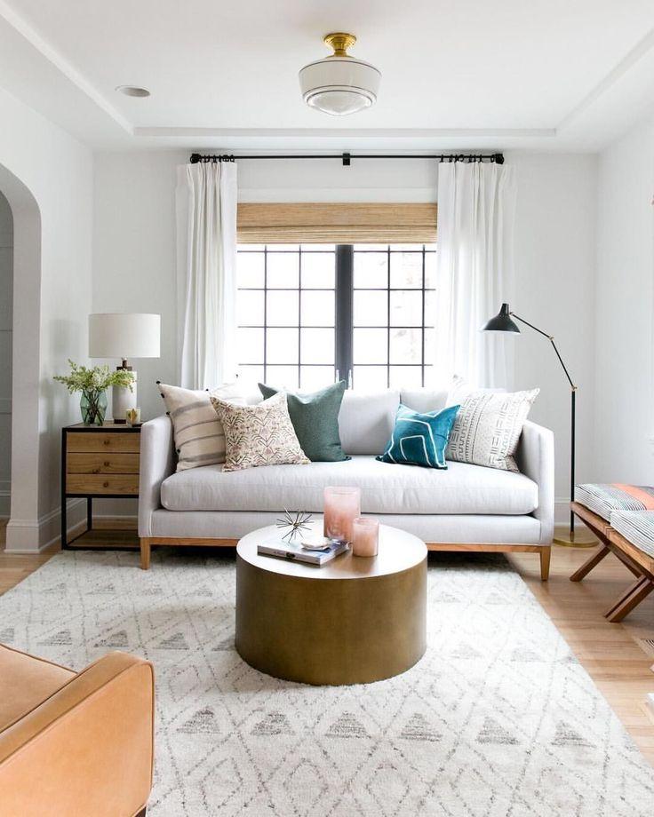 ... Small Living Room Ideas Av Marymckenzi. Se Mer. 14.9k Likes, 223  Comments   Studio McGee (@studiomcgee) On Instagram: