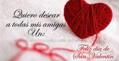 Frases Lindas De San Valentin Para Amigos | Imagenes Para Conquistar