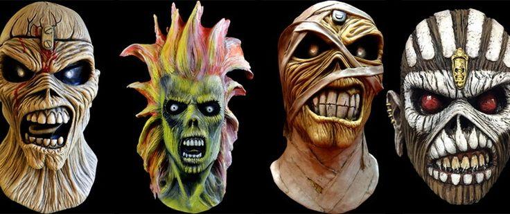 アイアン・メイデンのマスコット「エディ」の公式マスクが登場!|ギズモード・ジャパン