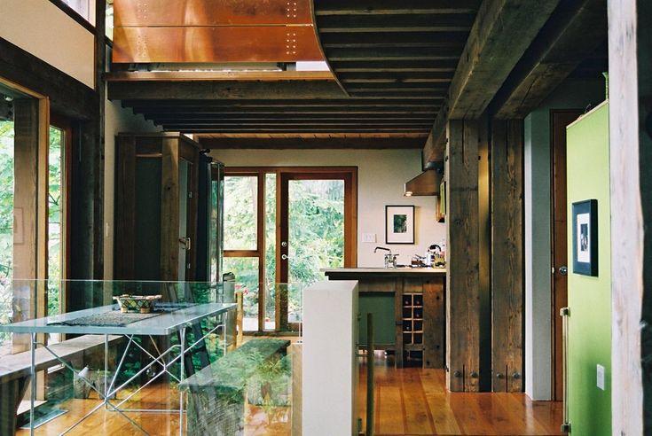 25 beste idee n over balken plafonds op pinterest houten plafondbalken houten balken en - Plafond met balk ...