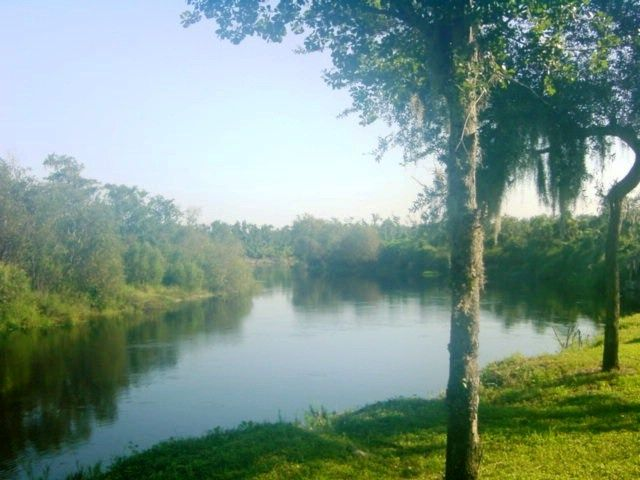 Peace River Campground in Florida, I want to go camping here...