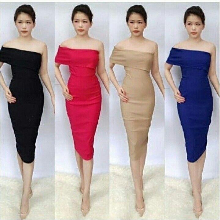 Material: Scuba Tebal / Jersey Size: S, M, L, L Besar, XL Colour: All Ready by Request Price: Rp 175.000 / 145.000  Fast respon: Line: @×qq9786p WA: 081222875050  #dress #longdress #sexydress #dressimport #fashion #white #black #blue #red #scubatebal #jerseykorea #dressjakarta #hairclip #haircliptebal #hairclipjakarta #pakaian #bajudress #jumpsuit #jumpsuitpendek #jumpsuitpanjang