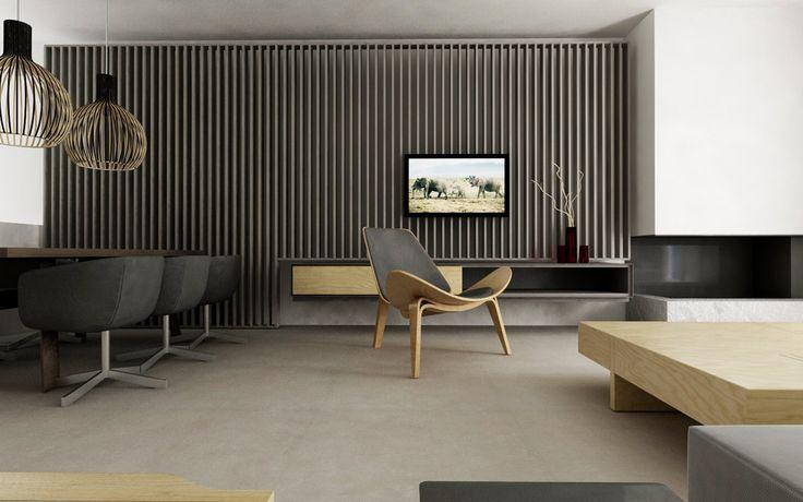 Iidsk studio, single family house, Interior Design