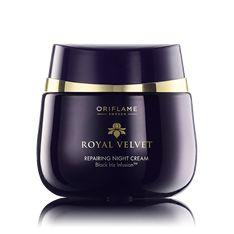 Royal Velvet -ravitseva yövoide