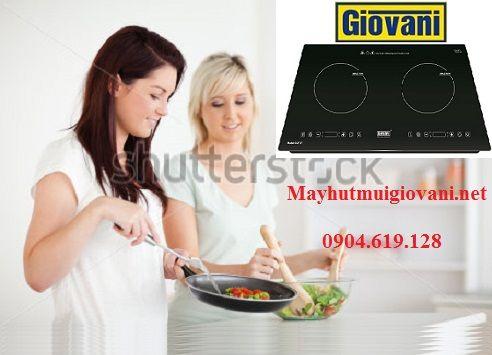 Nét độc đáo hiện đại bếp từ Giovani G 272T:
