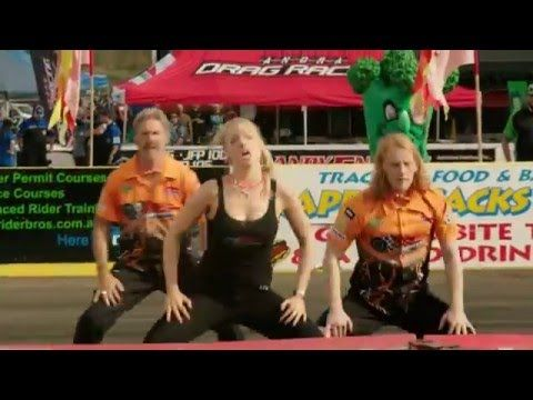 Upper Middle Bogan S2Ep4 'I Dream of Broccolini' Dance Sequence - YouTube