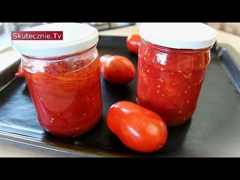 Pomidory jak z puszki (krojone i w całości) :: Skutecznie.Tv [HD]