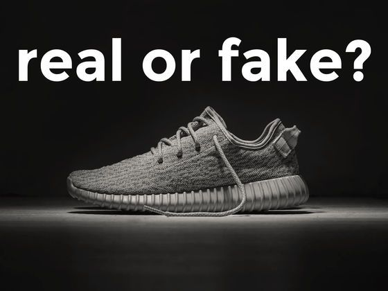 how to tell if your yeezys are fake