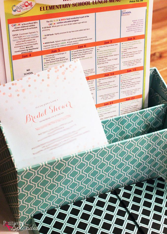 Organizing Idea: Parent Command Center #MichaelsMakers | Positively Splendid {Crafts, Sewing, Recipes and Home Decor}