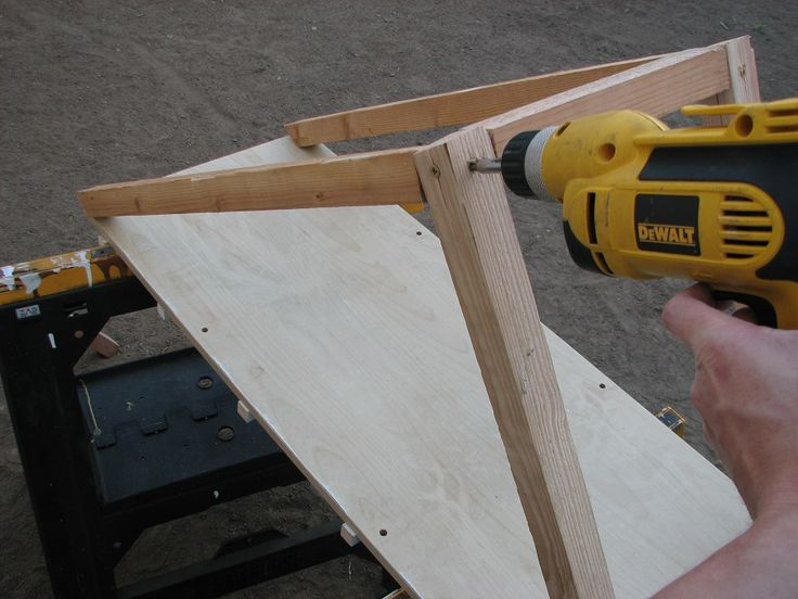 How to build a dog ramp tools and materials dog ramp