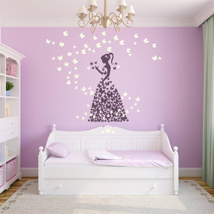 Kinderzimmer prinzessin  75 besten Prinzessin Kinderzimmer Bilder auf Pinterest ...