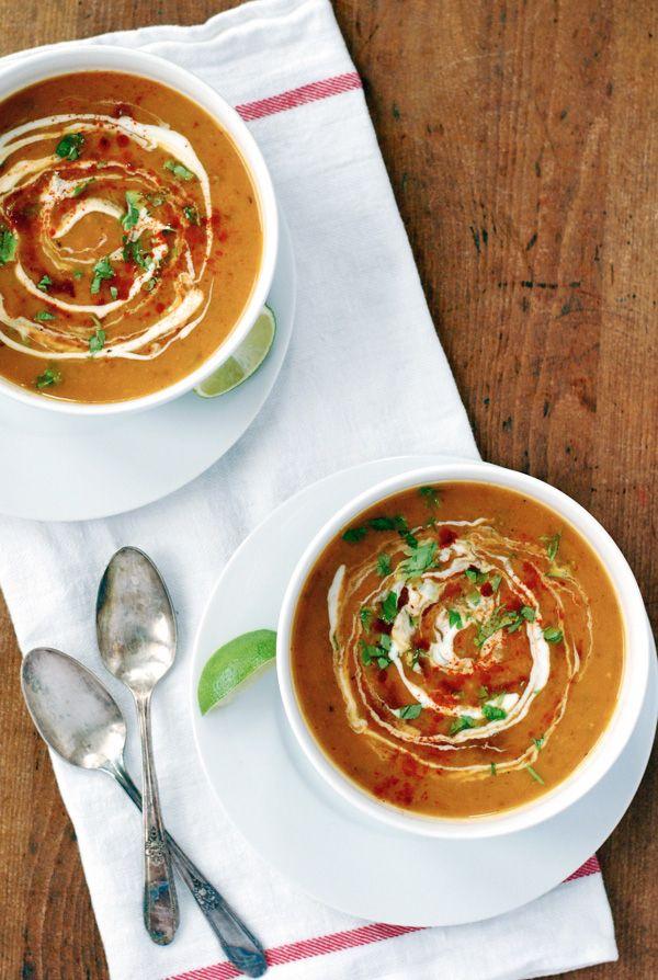 una saporita zuppa di patate