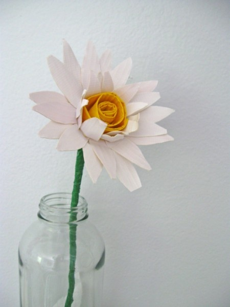 another duct tape flower
