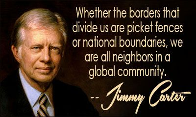 Jimmy Carter quote