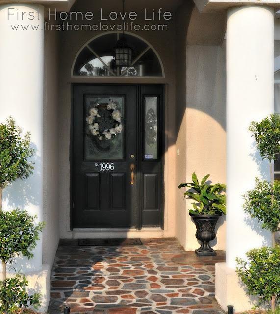 What First Impression Does Your Front Door And Walkway: Reeeeeemix: Front Door Edition