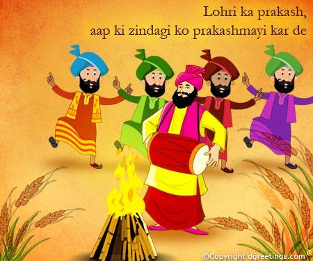 Happy Lohri Greetings..