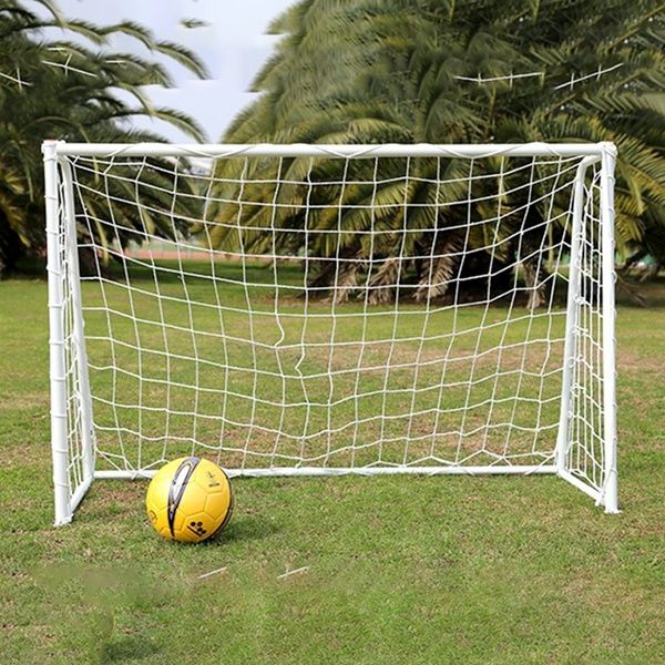 6 X 4ft Football Soccer Goal Post Net For Kids Outdoor Football Match Training Hot Sale Practical Wish Soccer Goal Post Soccer Goal Football Match