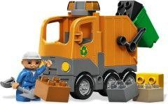 5637-1: Garbage Truck