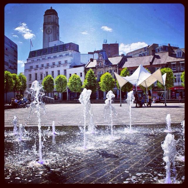 St George's Square, Luton.