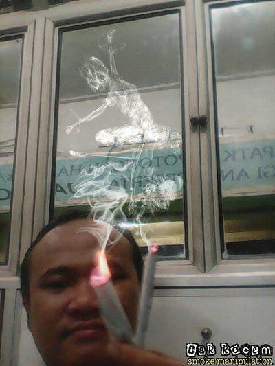 balerina smoke manipulation 4 by Cakkocem