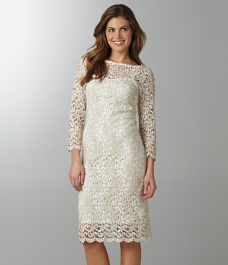 Fresh Marina Lace Dress dillards a different color and size