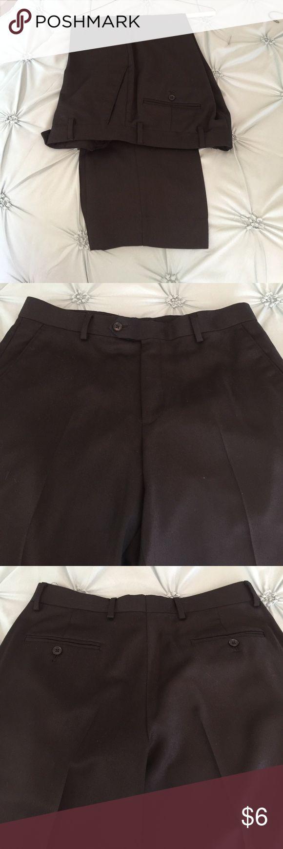 Men's Slacks U. S. Polo Association Brand. 34 W 30 L.  Good used condition. Wool Polyester blend. U. S. Polo Association Pants