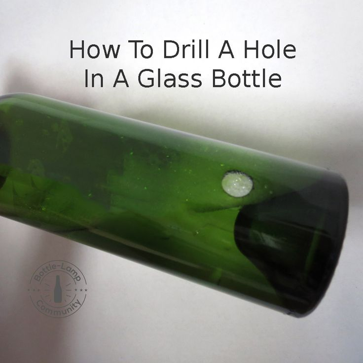 7 best pendant lighting images on pinterest hanging for Best way to drill glass bottle