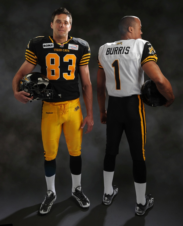 The Hamilton Tiger-Cats have unveiled their reengineered Reebok uniforms today.  Visit Ticats.ca to see even more pictures of our new uniforms:   http://bit.ly/IksVog