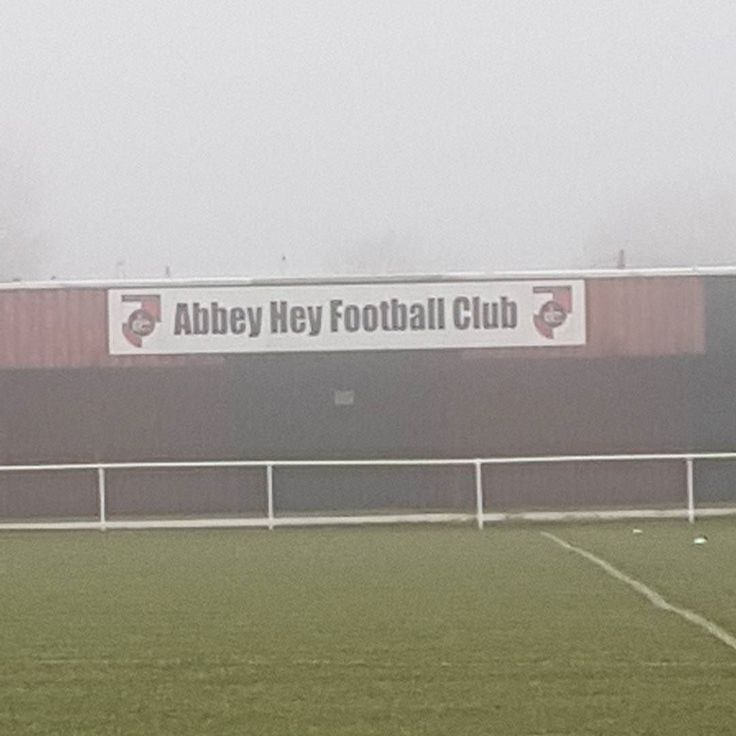 Game day @ Abbey Hey. First game of 2017. Up the reds