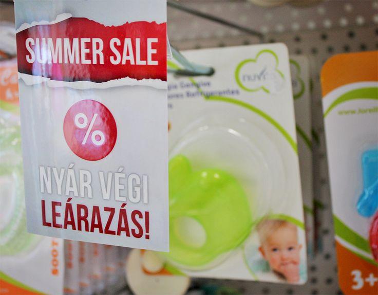 Még mindig tart Summer Sale akciónk! http://babaszafari.hu/kiarusitas