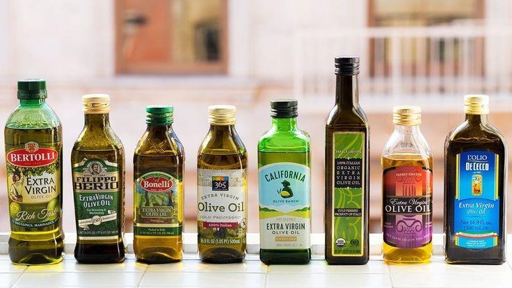 Best Olive Oil Brands Taste Test