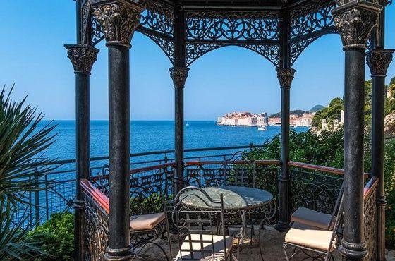 #Location #Vacances : Villa Pieds dans l'eau Dubrovnik - #Croatie  #Holidays #rental #Luxuryproperty #luxuryrealestate #Croatia