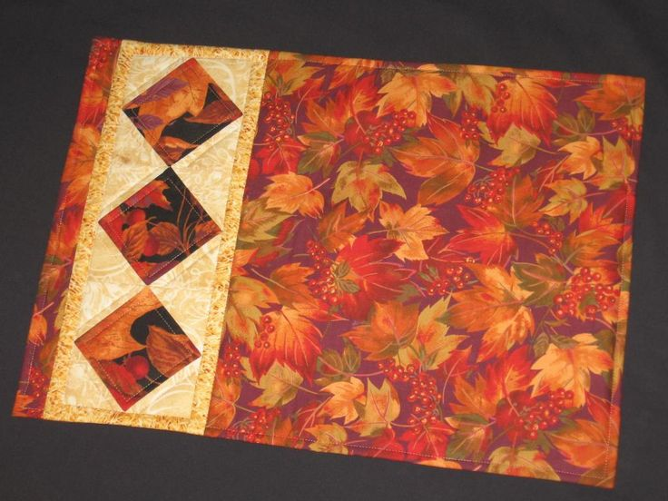 String of Diamonds Placemats