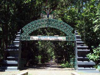 Taman Nasional Alas Purwo  Banyuwangi East Java