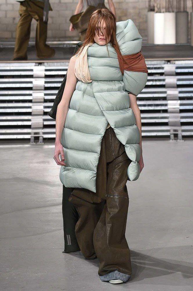 Rick Owens Fall 2017 Menswear Collection Photos - Vogue