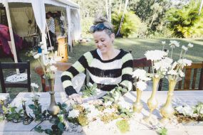 Elissa - Fresh Honey - Wedding Stylist - A Darling Affair Gold Coast Wedding Fair