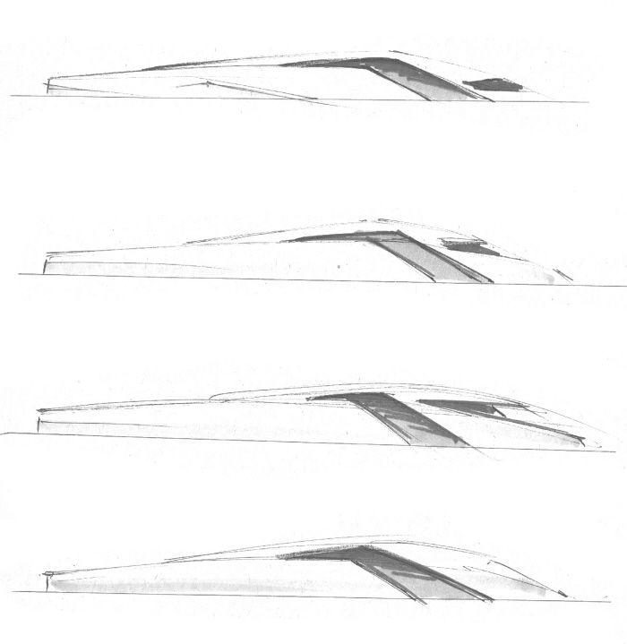 Yacht Sketch1 by iamjero on deviantART