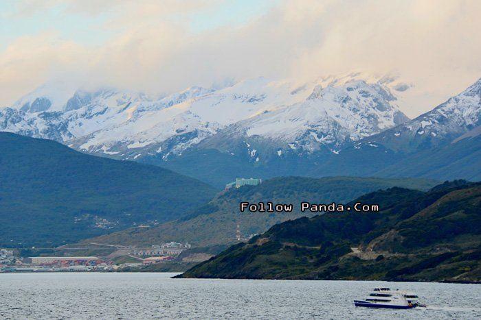 Beagle Channel Coastline - Ushuaia, Tierra del Fuego, Patagonia, Argentina | FollowPanda.COM