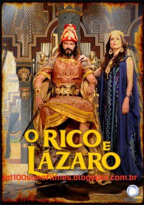Download Novela O Rico e Lázaro – Completa – Record – 2017 | Ed100sono filmes e Series