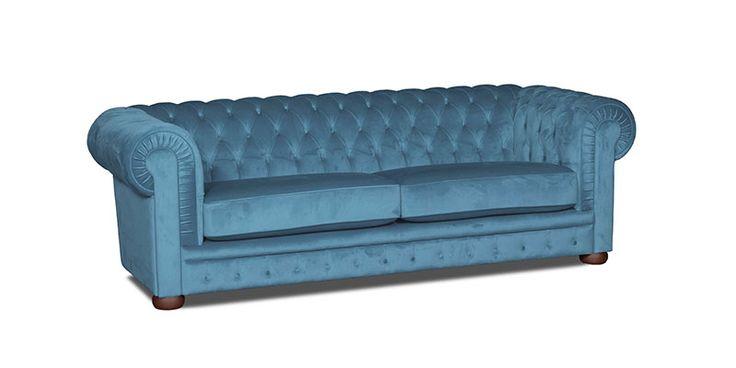 Divano chester 2 posti maxi in velluto disponibile in vari colori.Il rivestimento è di ottima qualità rendendolo elegante per diversi ambienti.Made in italy.
