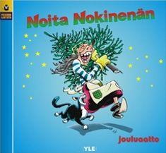 Noita Nokinenän jouluaatto (kuunnelma-cd) (CD)