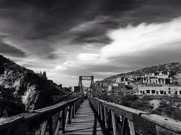 Puente de Ojuela, Mapimi, Durango.
